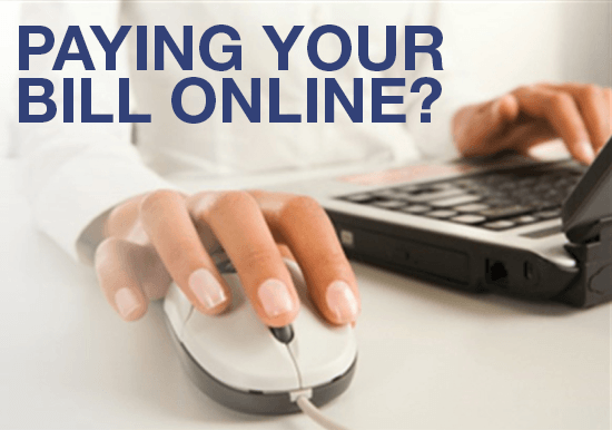 Pay Your Bill Slideshow